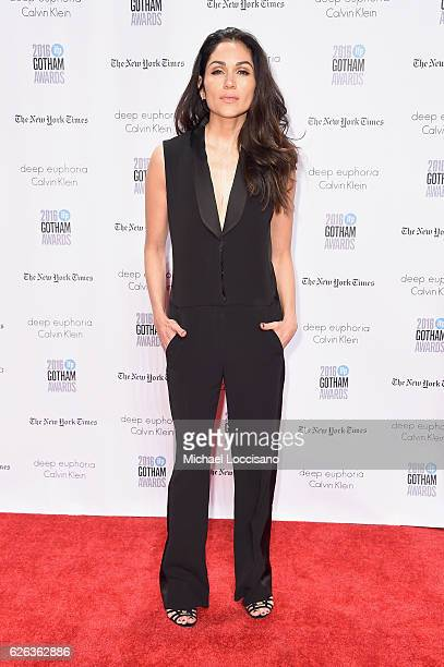 Lela Loren attends the 26th Annual Gotham Independent Film Awards at Cipriani Wall Street on November 28 2016 in New York City