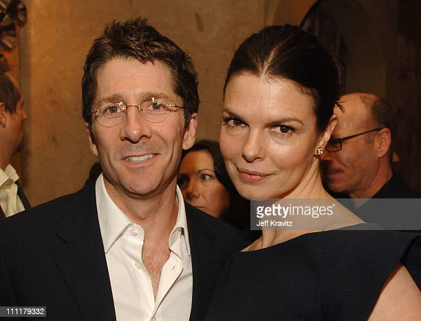 Leland Orser and Jeanne Tripplehorn during HBO Original Series 'Big Love' Premiere After Party at Grauman's Chinese Theater in Hollywood California...