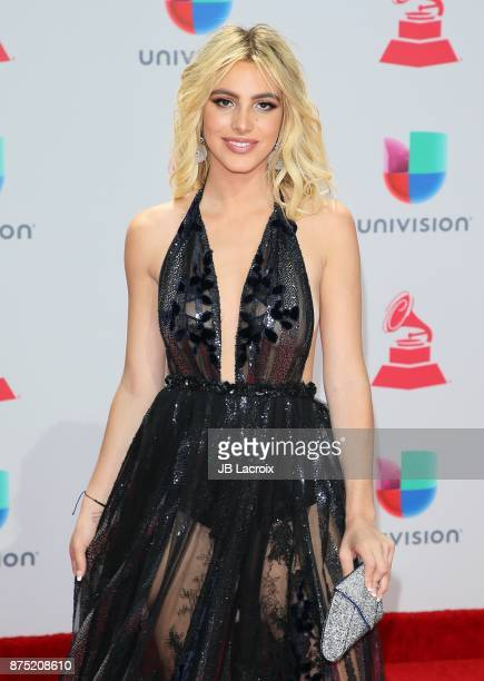 Lele Pons attends the 18th Annual Latin Grammy Awards on November 16 2017 in Las Vegas Nevada