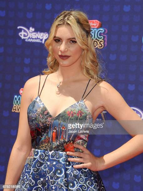 Lele Pons attends the 2017 Radio Disney Music Awards at Microsoft Theater on April 29 2017 in Los Angeles California