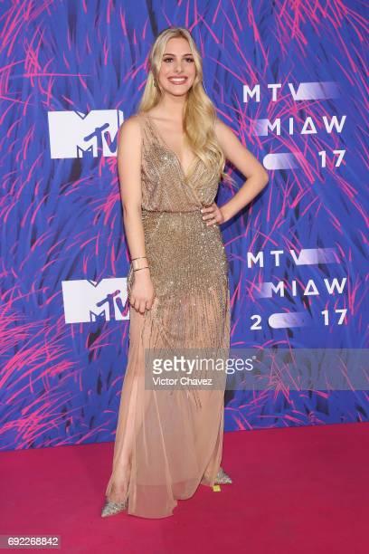 Lele Pons attends the MTV MIAW Awards 2017 at Palacio de Los Deportes on June 3 2017 in Mexico City Mexico