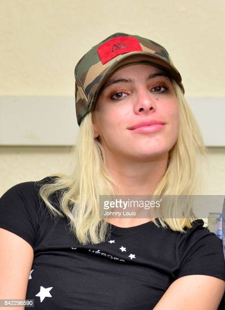 Lele Pons backstage at the VZLA Suena 2017 at Watsco Center on September 2 2017 in Coral Gables Florida