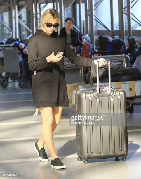 Lele Pons is seen on December 6 2017 in Los Angeles CA