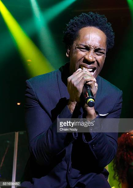 Lemar performs at Roundhouse on May 15 2016 in London England