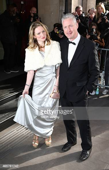Lembit Opik and guest attend the TRIC Awards on March 10 2015 in London England