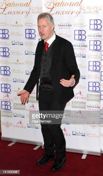 Lembit Opik attends the National Luxury Lifestyle Awards at Porchester Hall on March 17 2012 in London England