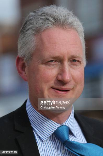 Lembit Opik leaves Preston Crown Court where he appeared as a witness in the trial of former deputy speaker of the House of Commons Nigel Evans on...