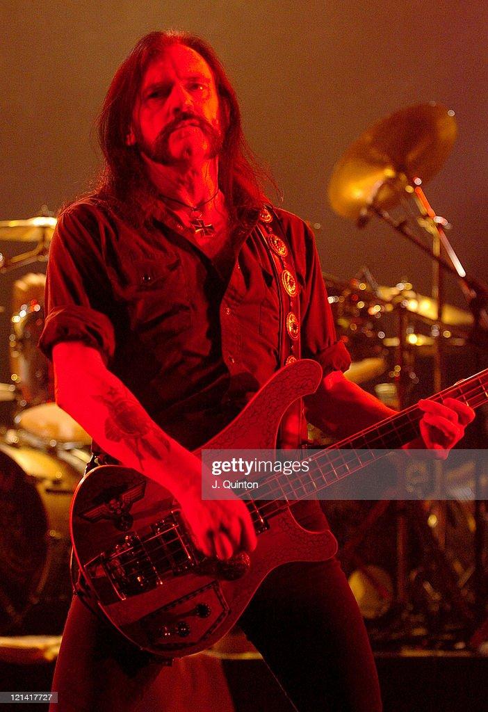 Motorhead and Sepultura in Concert - November 27, 2004