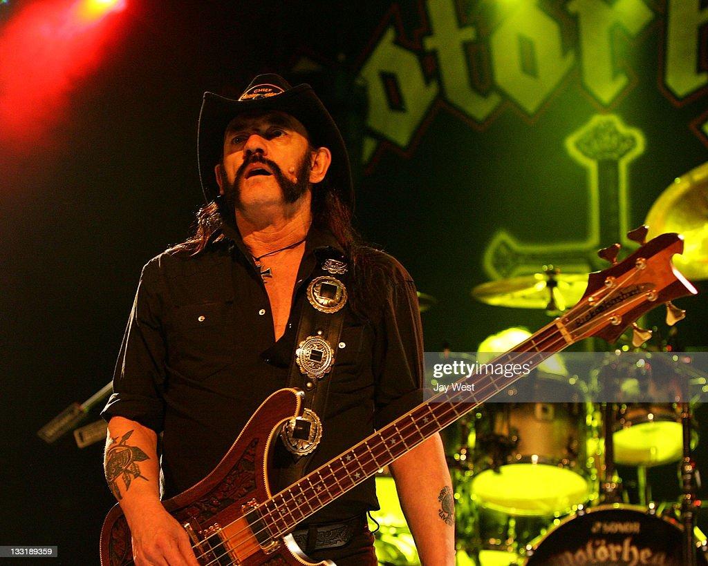 Motorhead In Concert - Austin, TX