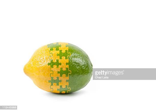 Lemon lime puzzle