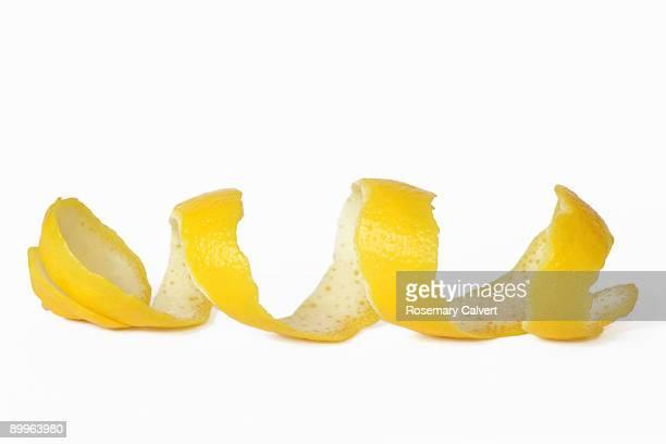 Lemon peel forming coil