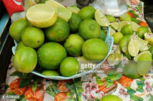 Limão. : Foto de stock