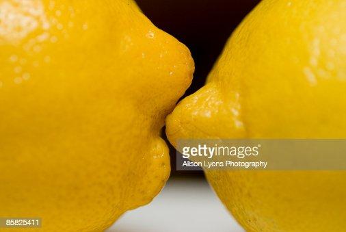 секс с лимоном
