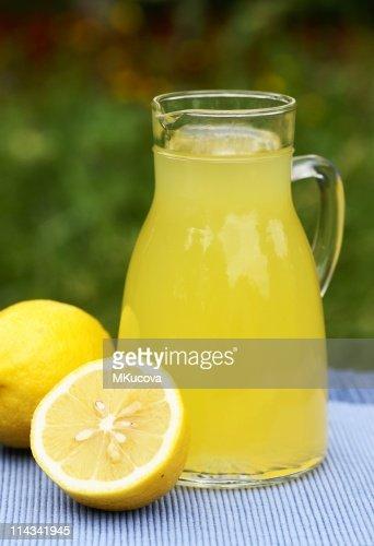 Lemonade : Stock Photo
