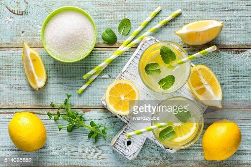 Limonada Tradicional : Foto de stock