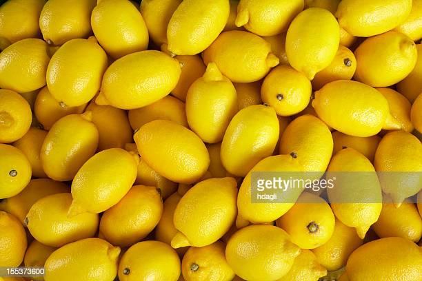 Lemons At Market