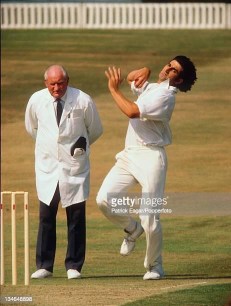 Len Pascoe England v Australia 4th Test Headingley August 1977