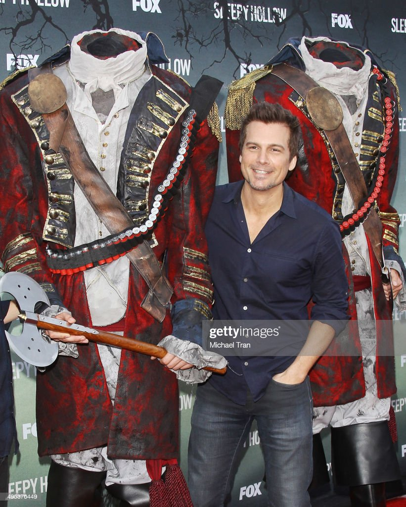 Len Wiseman arrives at Fox's 'Sleepy Hollow' special screening held at Hollywood Forever on June 2, 2014 in Hollywood, California.