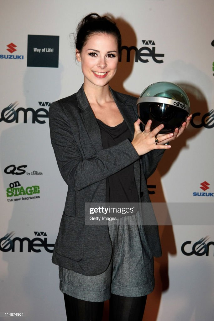 Lena attends the VIVA Comet 2011 Awards at Koenig-Pilsner Arena on May 27, 2011 in Oberhausen, Germany.