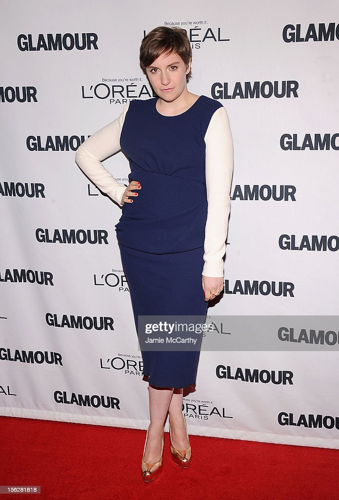<a gi-track='captionPersonalityLinkClicked' href=/galleries/search?phrase=Lena+Dunham&family=editorial&specificpeople=5836535 ng-click='$event.stopPropagation()'>Lena Dunham</a> attends the 22nd annual Glamour Women of the Year Awards at Carnegie Hall on November 12, 2012 in New York City.