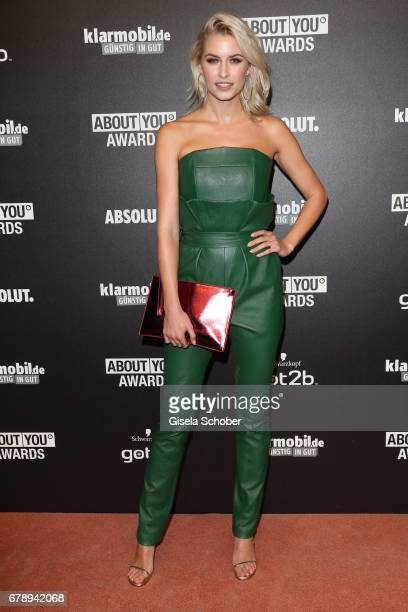 Lena Gercke during the ABOUT YOU AWARDS at the 'Mehr Theater' in Hamburg on May 4 2017 in Hamburg Germany