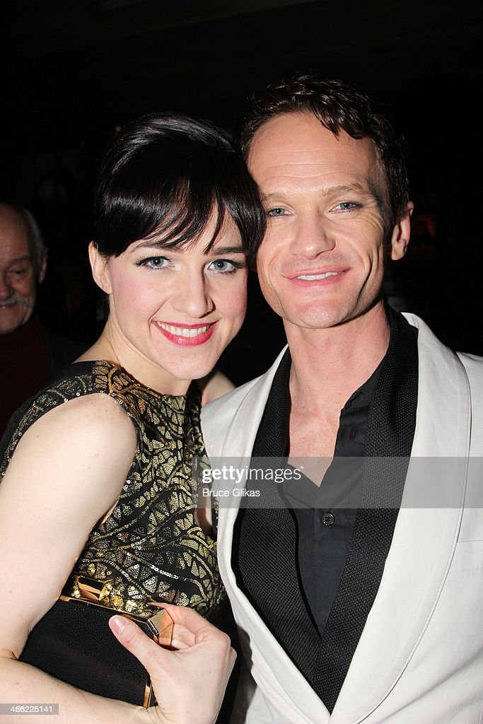 <a gi-track='captionPersonalityLinkClicked' href=/galleries/search?phrase=Lena+Hall&family=editorial&specificpeople=9446196 ng-click='$event.stopPropagation()'>Lena Hall</a> and <a gi-track='captionPersonalityLinkClicked' href=/galleries/search?phrase=Neil+Patrick+Harris&family=editorial&specificpeople=210509 ng-click='$event.stopPropagation()'>Neil Patrick Harris</a> attend the Broadway opening night After Party for 'Hedwig And The Angry Inch' at Tao Downtown at The Maritime Hotel on April 22, 2014 in New York City.