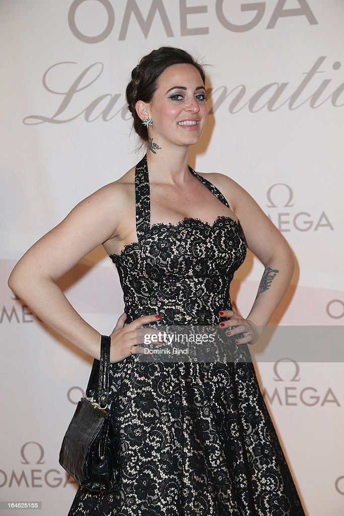 Lena Hoschek attends the Omega Gala 'La Nuit Enchantee' at Gartenpalais Liechtenstein on March 23, 2013 in Vienna, Austria.
