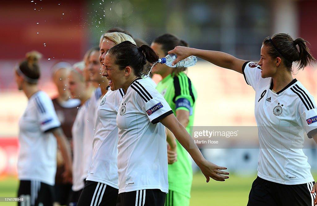 Italy v Germany - UEFA Women's Euro 2013: Quarter Final