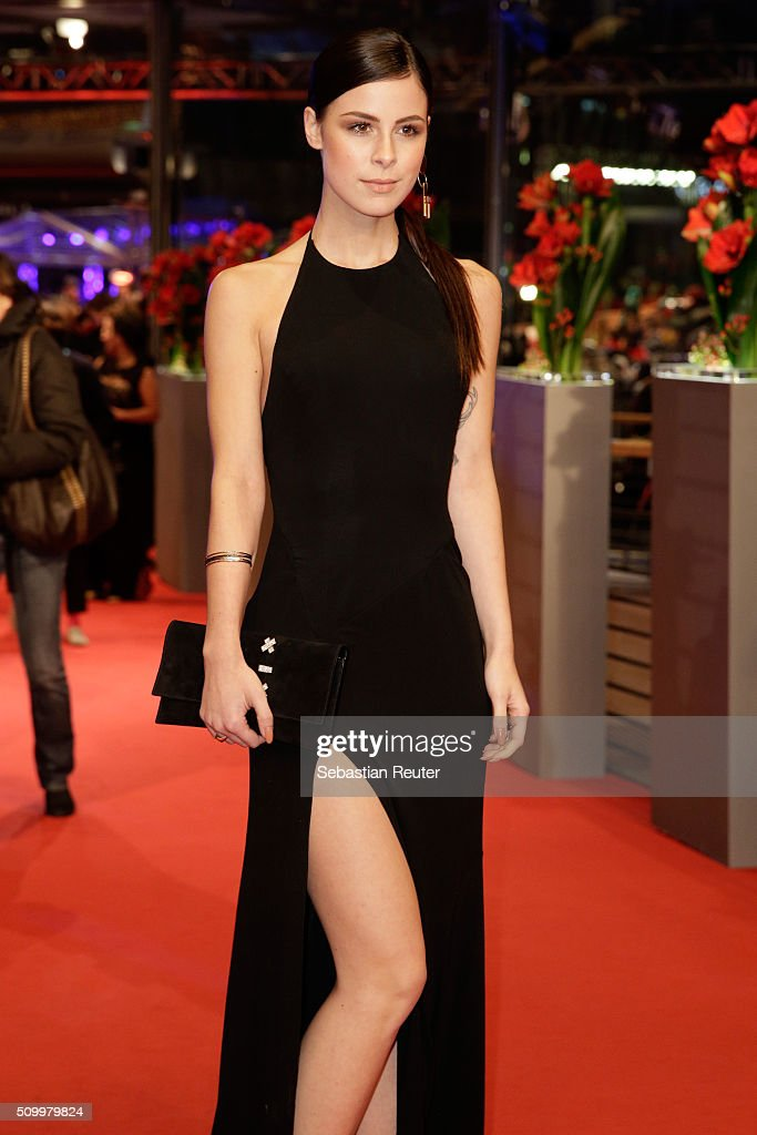 <a gi-track='captionPersonalityLinkClicked' href=/galleries/search?phrase=Lena+Meyer-Landrut+-+German+Singer&family=editorial&specificpeople=6837968 ng-click='$event.stopPropagation()'>Lena Meyer-Landrut</a> attends the 'Things to Come' (L'avenir) premiere during the 66th Berlinale International Film Festival Berlin at Berlinale Palace on February 13, 2016 in Berlin, Germany.