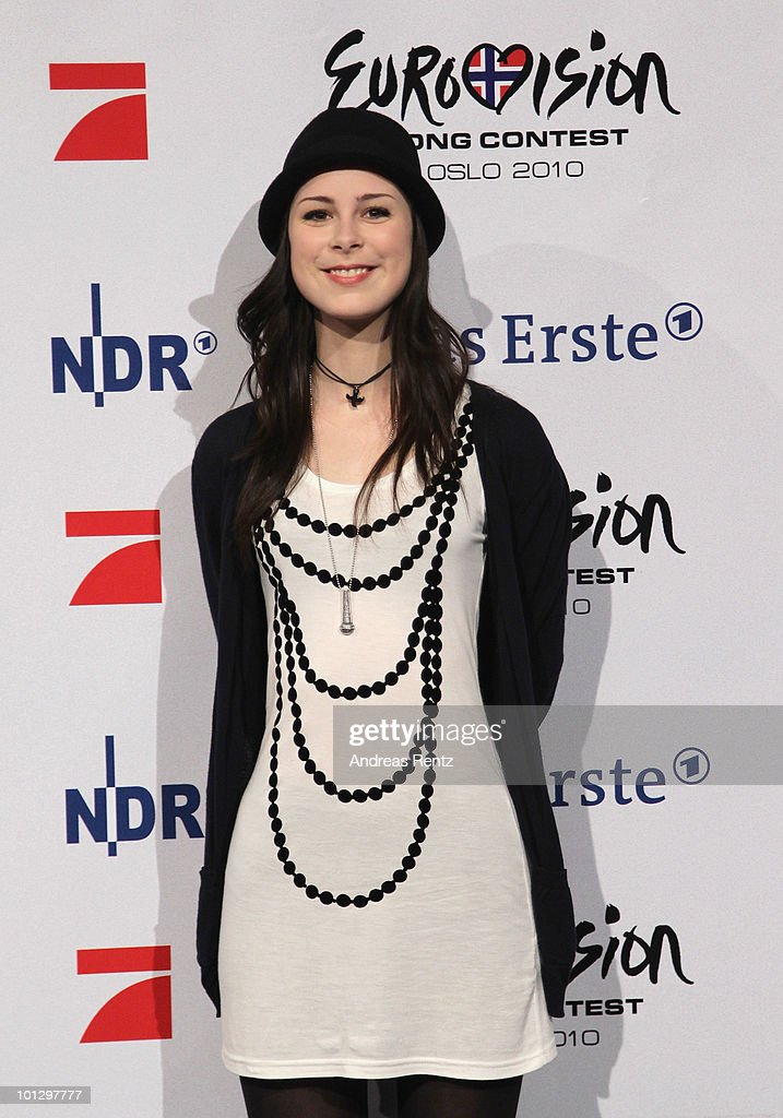Lena Meyer-Landrut, winner of the Eurovision Song Contest 2010 attends a press conference on May 31, 2010 in Cologne, Germany. The 19-year-old Lena won the annual song contest in Oslo with the song 'Satellite', receiving 246 points. After 28 years, Germany has won the Eurovision Song Contest for the second time in the event's history.
