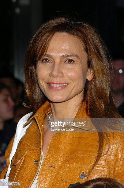 Lena Olin during Mean Girls New York Premiere at Loews Lincoln Square Theatre in New York City New York United States