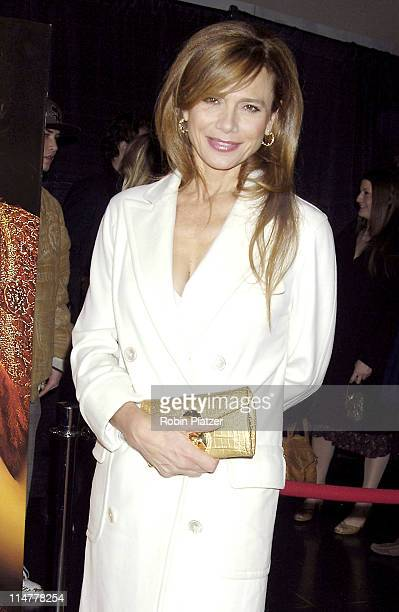 Lena Olin during Touchstone Pictures' 'Casanova' New York City Premiere Inside Arrivals at The Loews Lincoln Square in New York City New York United...
