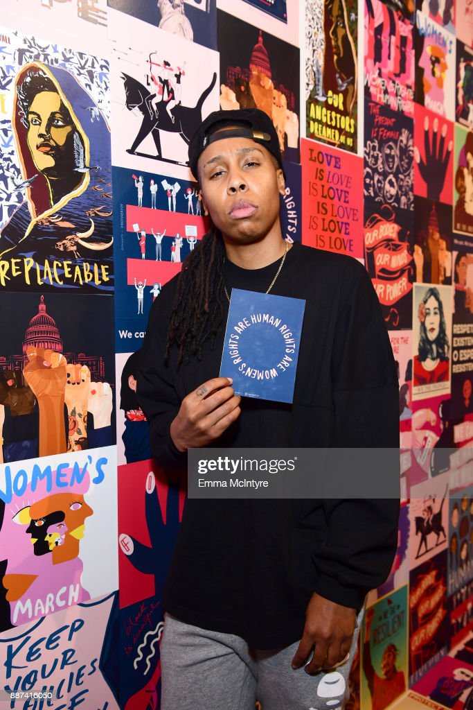 Lena Waithe attends Refinery29 29Rooms Los Angeles: Turn It Into Art Opening Night Party at ROW DTLA on December 6, 2017 in Los Angeles, California.