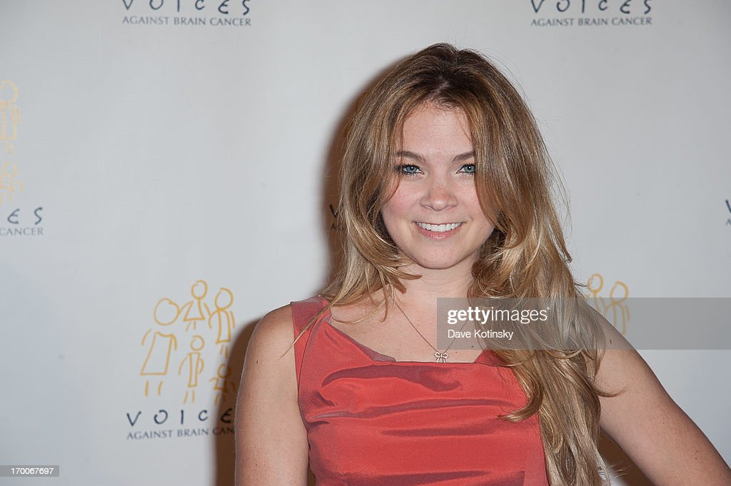 Lenay Dunn attends 8th Annual 'Sounding Off For a Cure' Benefit Concert at Hammerstein Ballroom on June 6, 2013 in New York City.