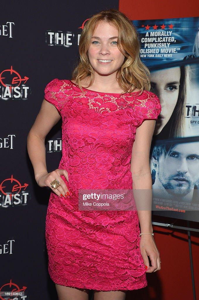 Lenay Dunn attends the New York premiere of 'The East' at Sunshine Landmark on May 20, 2013 in New York City.