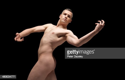 male dancer nude ballett