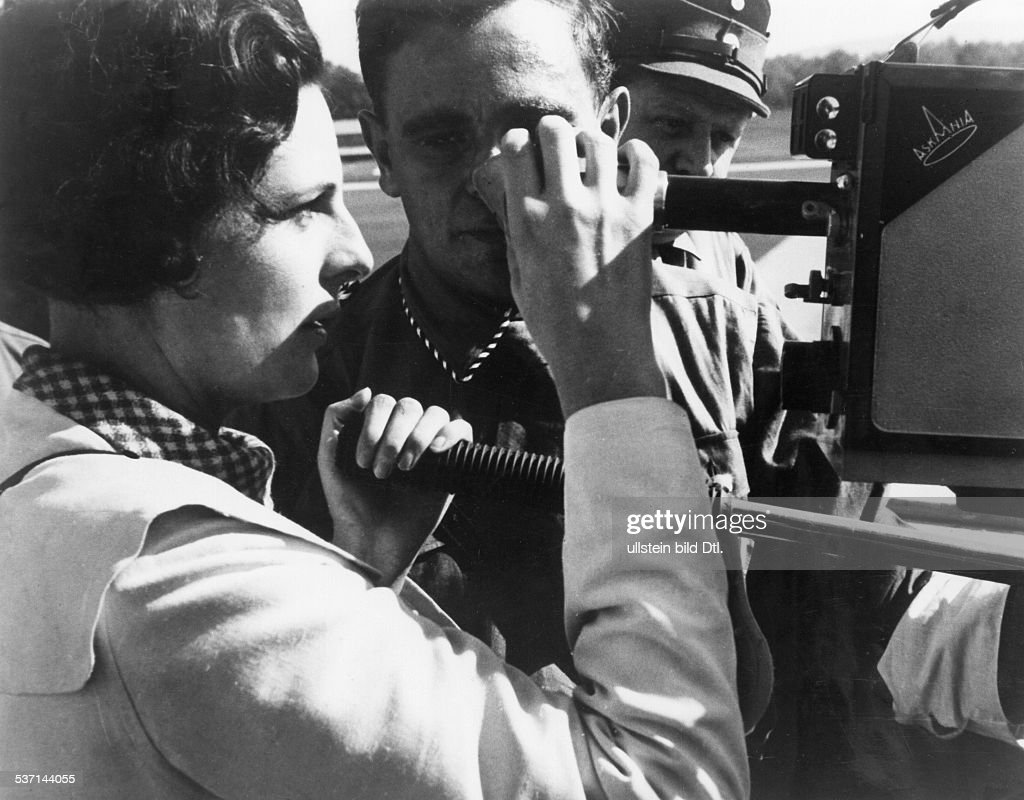 accomplishments of leni riefenstahl a german film director Leni riefenstahl was a german actress and director known for her nazi propaganda films triumph of the will (1935) and olympia (1938) the controversial nature of her.