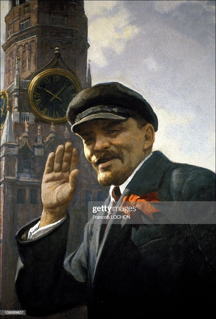 <a gi-track='captionPersonalityLinkClicked' href=/galleries/search?phrase=Lenin&family=editorial&specificpeople=77725 ng-click='$event.stopPropagation()'>Lenin</a> in Russia