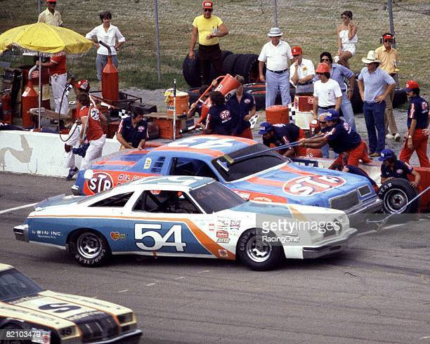 Lennie Pond piloted Harry Ranier's Oldsmobile to the world's fastest 500mile win at Talladega in 1978 He averaged 174700 mph in establishing his and...
