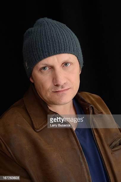 Lenny Abrahamson director of the film 'What Richard Did' poses at the Tribeca Film Festival 2013 portrait studio on April 23 2013 in New York City