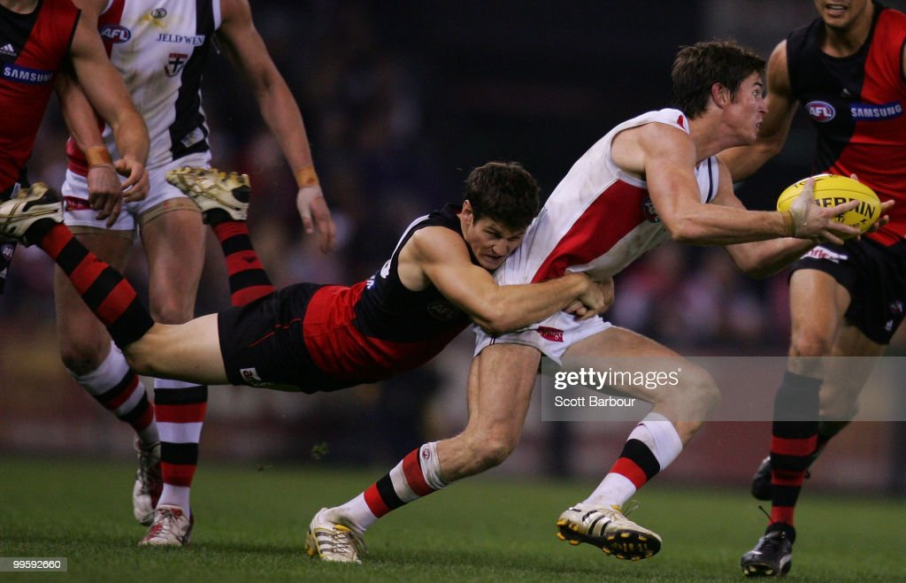 AFL Rd 8 - Saints v Bombers