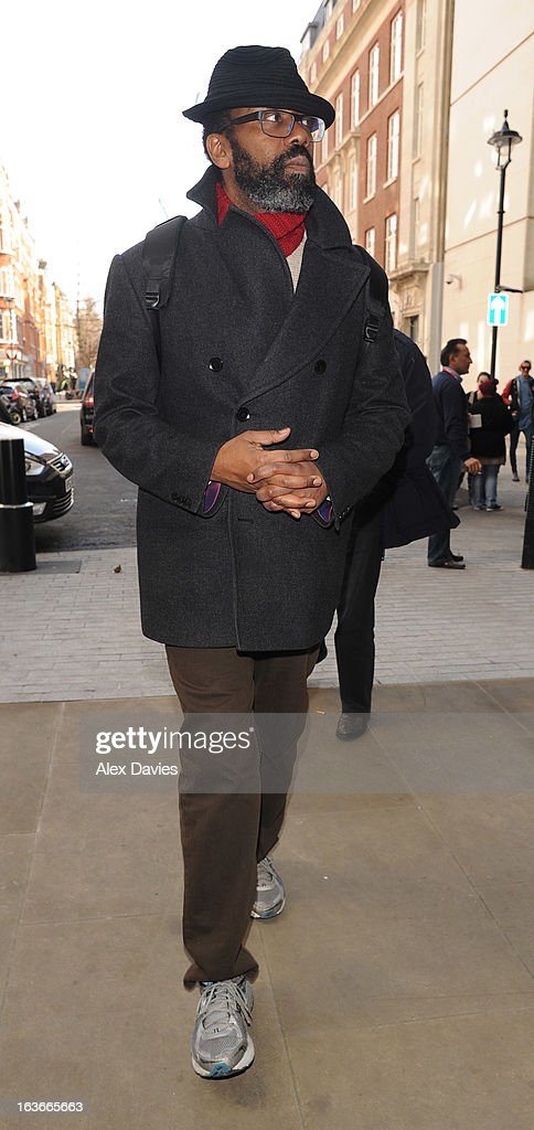 <a gi-track='captionPersonalityLinkClicked' href=/galleries/search?phrase=Lenny+Henry&family=editorial&specificpeople=159521 ng-click='$event.stopPropagation()'>Lenny Henry</a> sighting on March 14, 2013 in London, England.