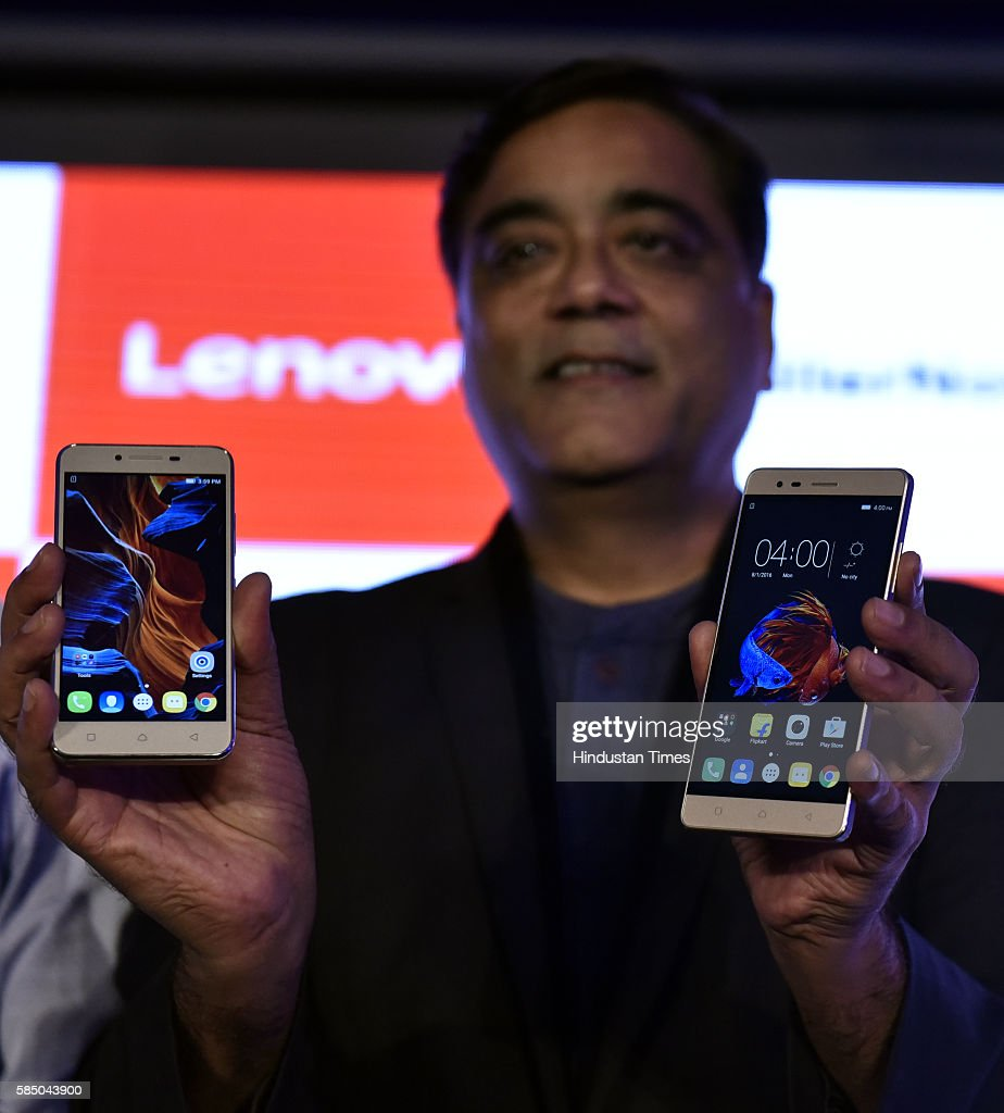 Lenovo launches new mobile Vibe K5 Note on August 1 2016 in New Delhi India The Lenovo Vibe K5 Note is priced at INR 11999 for the 3GB model and INR...