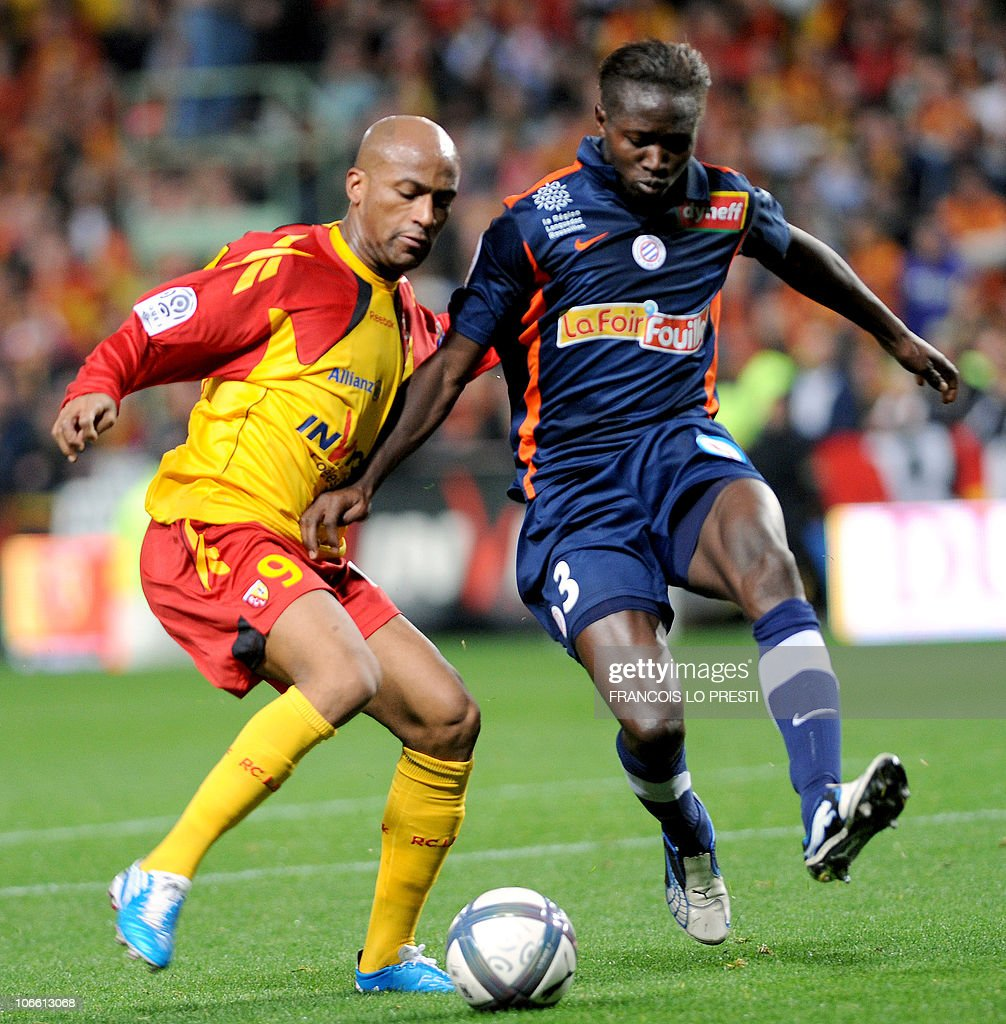 Lens French forward Toifilou Maoulida