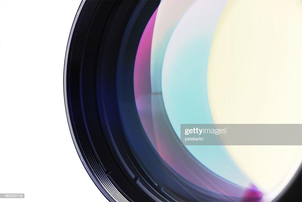 Lens : Stock Photo