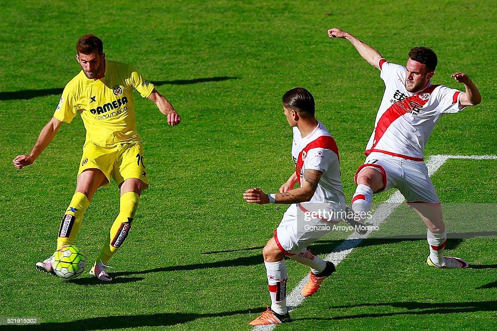 Rayo Vallecano v Villarreal CF - La Liga
