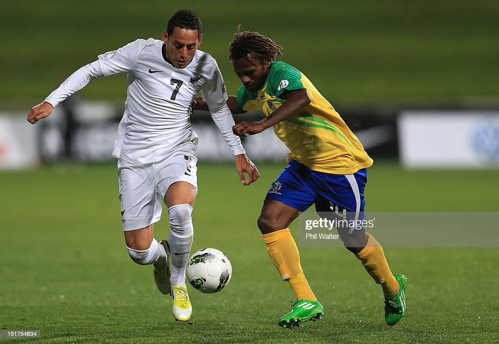 FIFA World Cup Qualifier - New Zealand v Solomon Islands