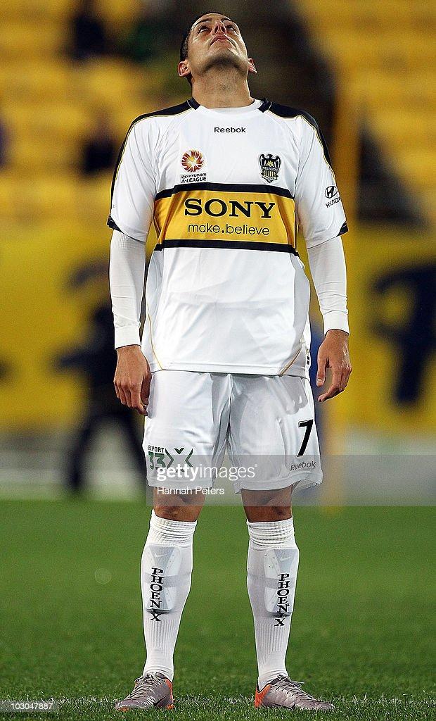 Wellington Phoenix v Boca Juniors