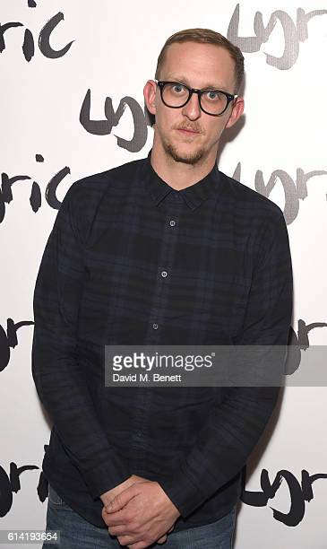 Leo Bill attends the press night performance of 'Shopping And Fucking' at The Lyric Hammersmith on October 12 2016 in London England
