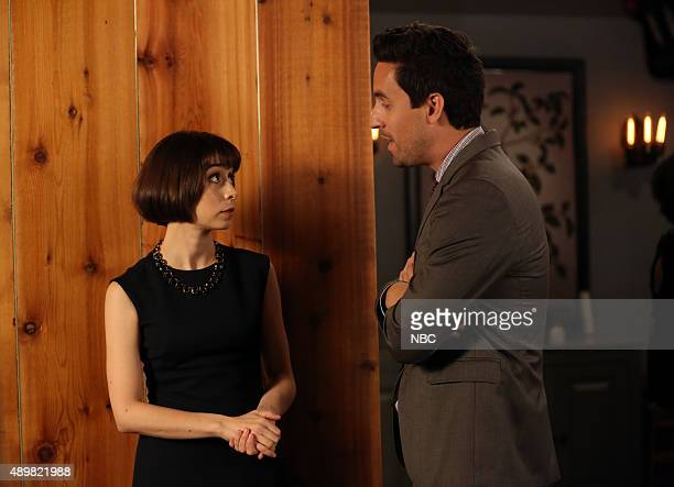 PROJECT 'Leo Castellano Is My Son' Episode 403 Pictured Cristin Milioti as Whitney Ed Weeks as Jeremy